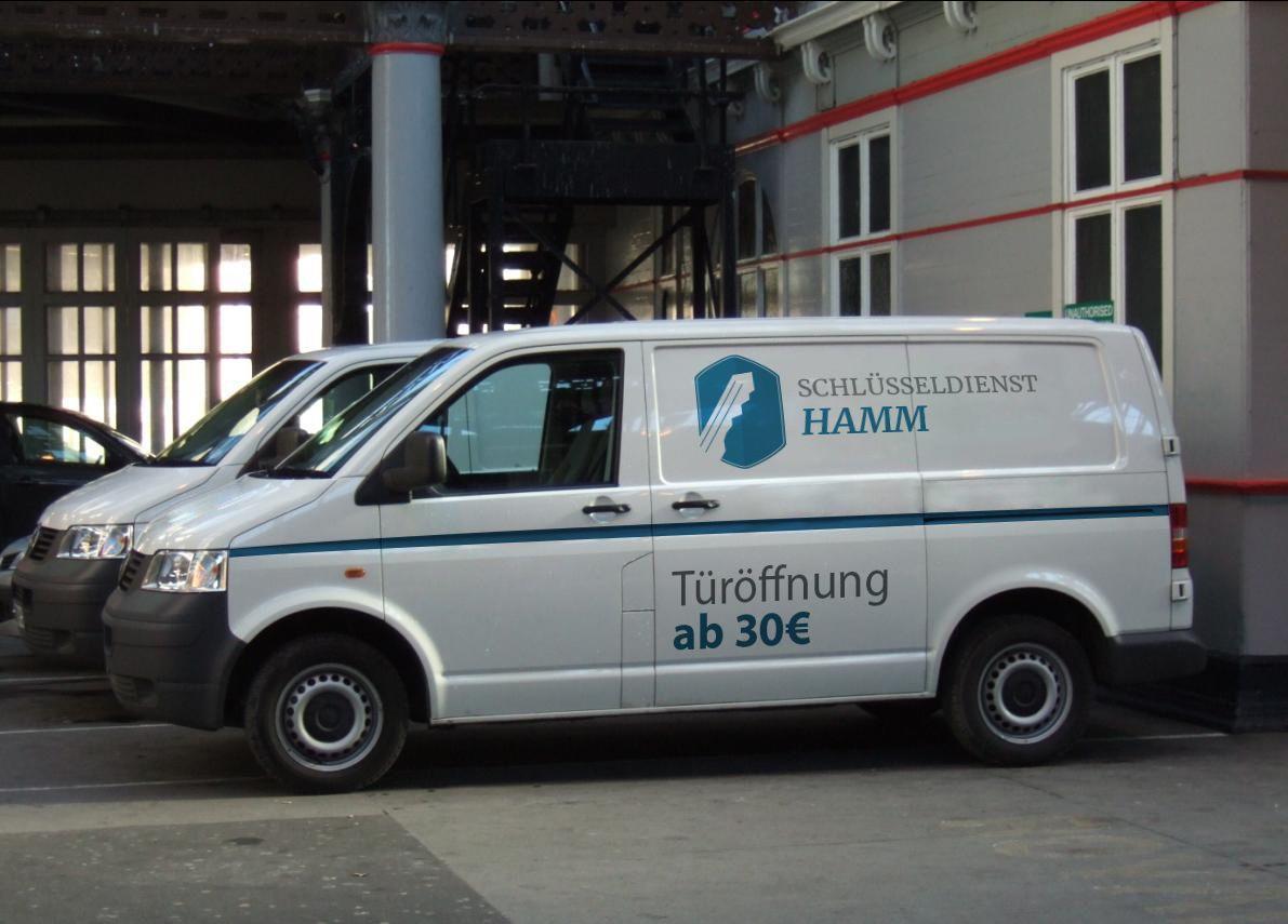 Schlüsselnotdienst in Hamm